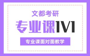 推荐课程-专业课1V1